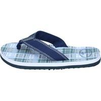 Skor Pojkar Sandaler Brooksfield sandali tela Blu