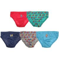 Underkläder Pojkar Briefs Tom Franks  Grön/Navy/Röd
