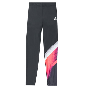 textil Flickor Leggings adidas Performance YG UC TIGHT Svart