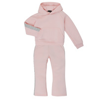 textil Flickor Sportoverall Emporio Armani 6H3V01-1JDSZ-0356 Rosa