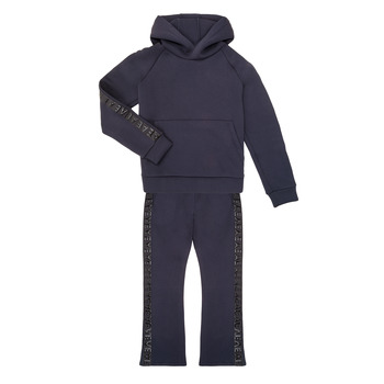 textil Flickor Sportoverall Emporio Armani 6H3V01-1JDSZ-0920 Marin
