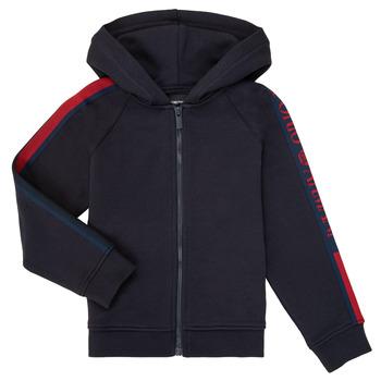 textil Pojkar Sweatshirts Emporio Armani 6H4ME2-4J3BZ-0922 Marin