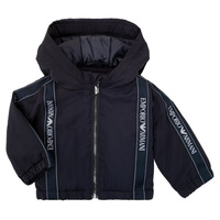textil Pojkar Vindjackor Emporio Armani 6HHBL0-1NYFZ-0920 Marin