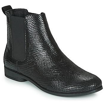 Skor Dam Boots TBS MELROSE Svart