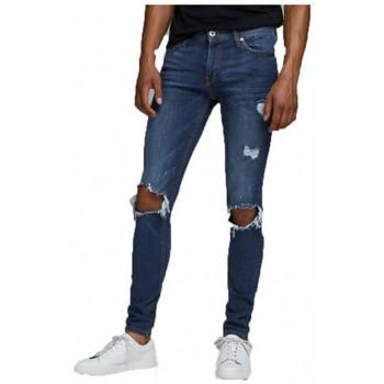 textil Herr Skinny Jeans Jack & Jones  Flerfärgad