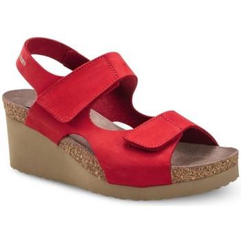 Skor Dam Sandaler Mephisto MEPHTINYro rosso