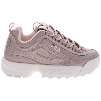 Skor Dam Sneakers Fila Disruptor Wmn Rosa