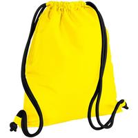 Väskor Barn Sportväskor Bagbase BG110 Gul/Svart