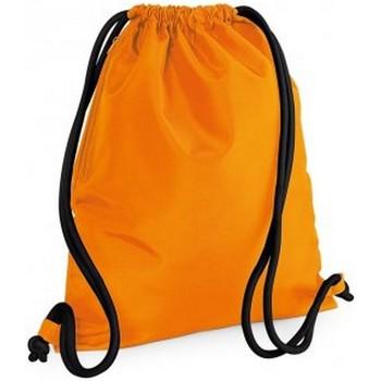 Väskor Barn Sportväskor Bagbase BG110 Orange/Svart