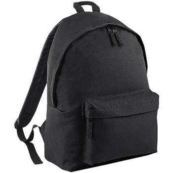 Väskor Ryggsäckar Bagbase BG125 Svart/Svart