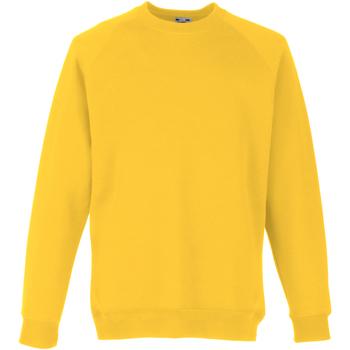 textil Barn Sweatshirts Fruit Of The Loom 62039 Solros