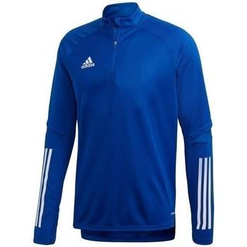 textil Herr Sweatjackets adidas Originals Condivo 20 Trening Top Blå