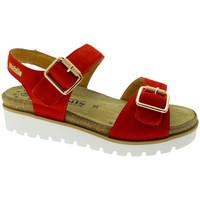 Skor Dam Sandaler Mephisto MEPHTARINAro rosso
