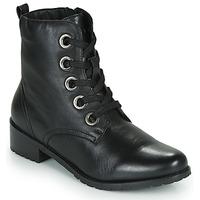 Skor Dam Boots Ravel MARTI Svart