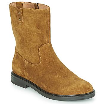 Skor Dam Boots Karston OVRIN Brun