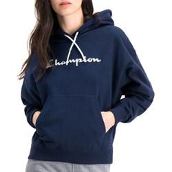 textil Dam Sweatshirts Champion Hooded Grenade
