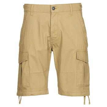 textil Herr Shorts / Bermudas Jack & Jones JJIALFA Kamel