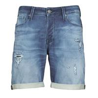 textil Herr Shorts / Bermudas Jack & Jones JJIRICK Blå