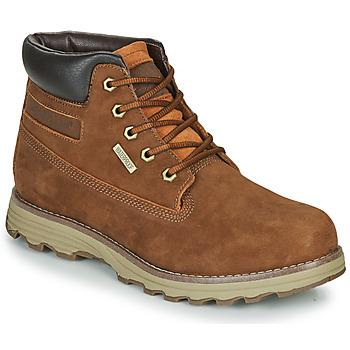 Skor Herr Boots Caterpillar FOUNDER WP TX Brun