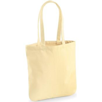 Väskor Shoppingväskor Westford Mill W821 Pastell citron
