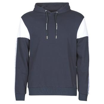 textil Herr Sweatshirts Armani Exchange 6HZMFD Svart / Vit