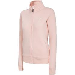 textil Dam Sweatshirts 4F Women's Sweatshirt NOSH4-BLD003-56S