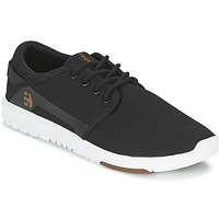 Skor Herr Sneakers Etnies SCOUT Svart / Vit