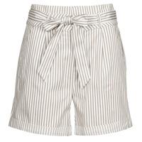 textil Dam Shorts / Bermudas Vero Moda VMEVA Vit / Beige
