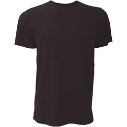 textil Herr T-shirts Bella + Canvas CA3001 Mörkgrå