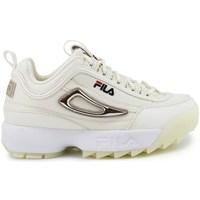 Skor Dam Sneakers Fila Disruptor Mesh Wmn Vit, Beige