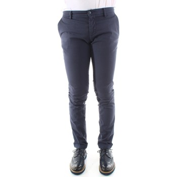 textil Herr Chinos / Carrot jeans Mason's 9PN2A4973 Blue
