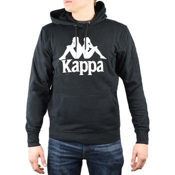 textil Herr Sweatshirts Kappa Taino Hooded Noir