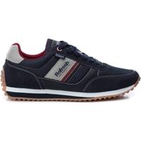 Skor Herr Sneakers Xti 69052 NAVY Azul marino