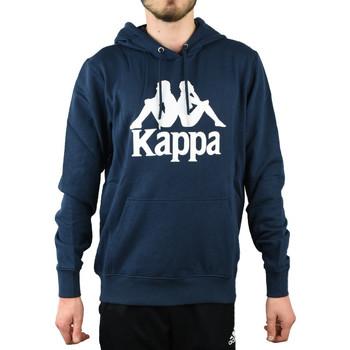 textil Herr Sweatshirts Kappa Taino Hooded Bleu marine