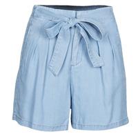 textil Dam Shorts / Bermudas Vero Moda VMMIA Blå