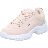 Skor Dam Sneakers Fila Strada Low Wmn Rosa