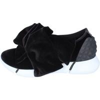 Skor Dam Slip-on-skor Elena Iachi Sneakers BN991 Svart