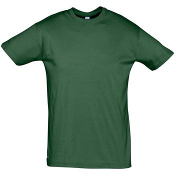 textil Herr T-shirts Sols REGENT COLORS MEN Verde