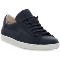 Skor Herr Sneakers Bioline BIKE BLU Blu