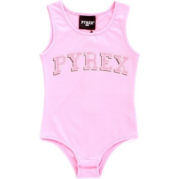 textil Flickor Linnen / Ärmlösa T-shirts Pyrex 024858 Rosa