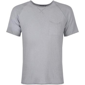 textil Herr T-shirts Xagon Man  Grå