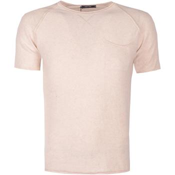 textil Herr T-shirts Xagon Man  Beige