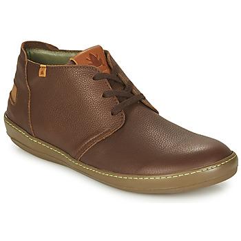 Skor Herr Boots El Naturalista METEO Brun