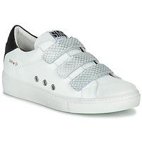 Skor Dam Sneakers Semerdjian VIP Vit / Silver