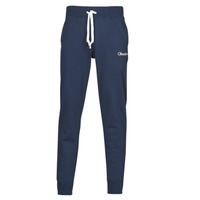 textil Herr Joggingbyxor Champion HEAVY COMBED COTTON Marin
