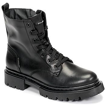 Skor Dam Boots Bullboxer 610504E6L_BKC Svart