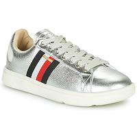 Skor Dam Sneakers Superdry VINTAGE TENNIS TRAINER Silver