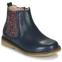 Skor Flickor Boots Acebo's 5274-MARINO-J Marin