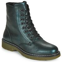 Skor Flickor Boots Bullboxer AOL501E6LGPETR Grön