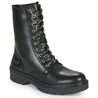 Skor Flickor Boots Bullboxer AON523E6L-BKGY Svart